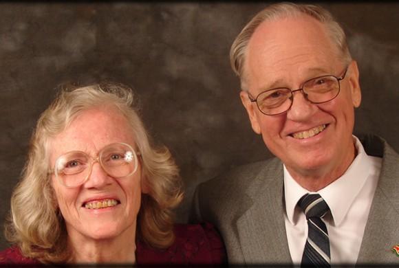 Bob and Liz Patton