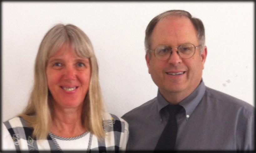 Jeffrey and Becky Thibaudeau