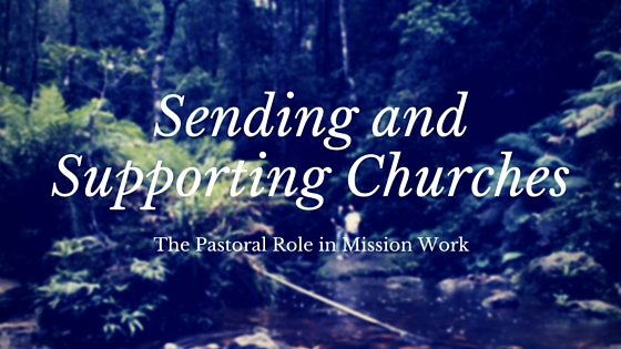 Pastoral Role in Missions