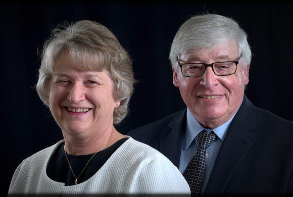 Bernard and Bernice Dodeler