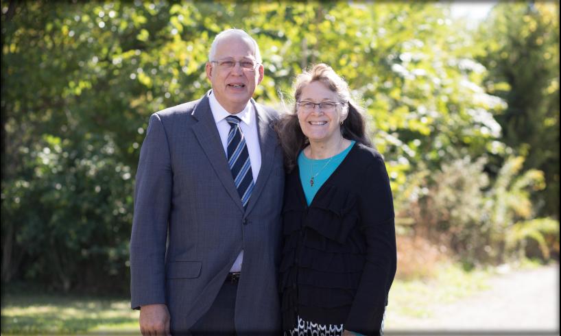 Bob and Marjorie Engelhart