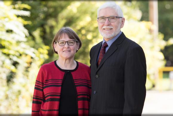 David and Vickie Zimmerman