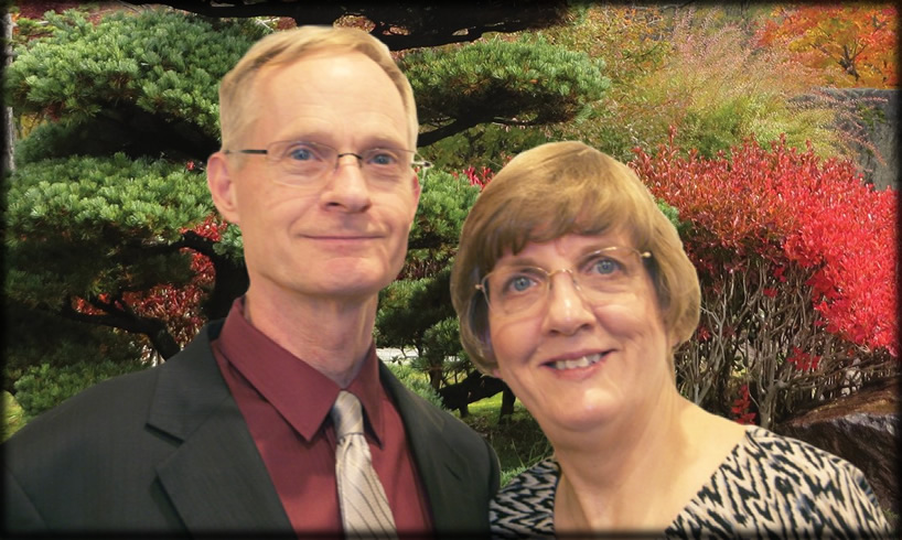Dean and Sue Zemke
