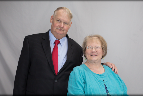 Don and Susan Holmes