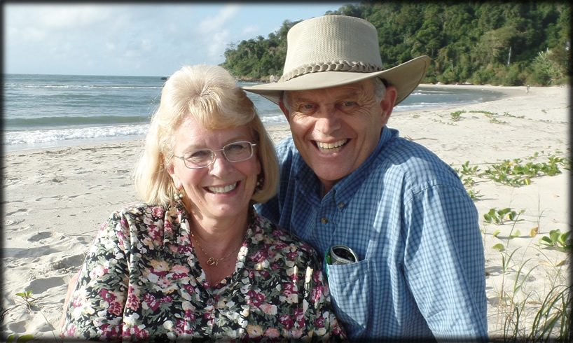 Gary and Yvonne Trometer
