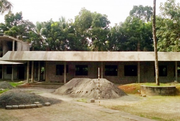 Dining Commons - India - Project 1