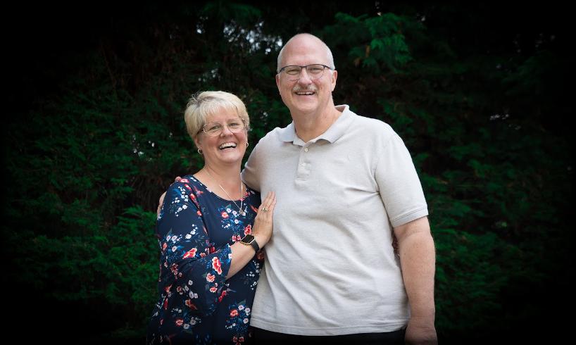 James and Myra Wright