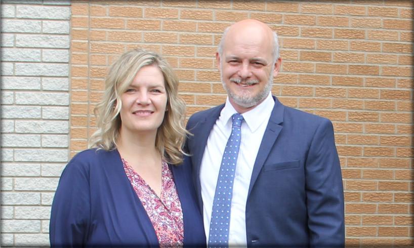 Joey and Jenny Tacon
