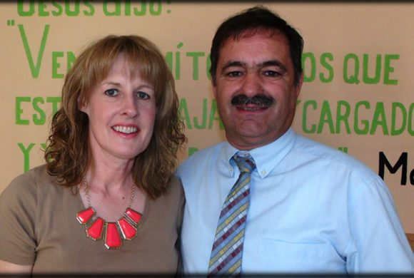 Lucho and Sharla Gutierrez