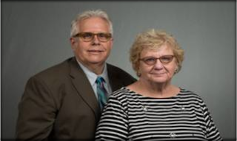 Robert and Mary Southard