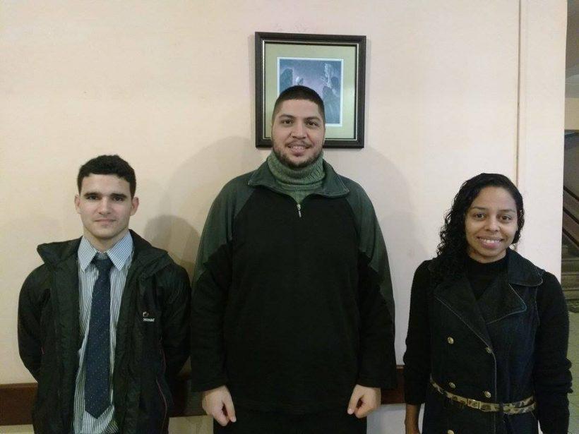 Seminary Student Help, Porto Alegre, Brazil