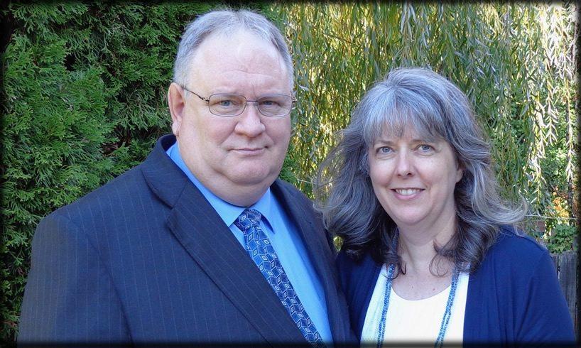 Roland and Vera Mitchum