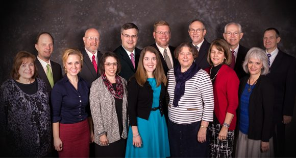 Baptist World Mission Staff 2016